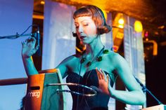 Live music review: SXSW 2014 kicked off with Octopus Project, Jason Schwartzman - Austin Concerts | Examiner.com