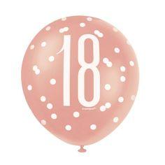 €3.50 ; Les ballons, l'objet indispensable pour une décoration d'anniversaire superbe avec notre collection Glitz Rose Gold. Ballon, Lululemon Logo, Decoration, Latex, Rose Gold, Collection, Birthday Display, Dekoration, Decorations