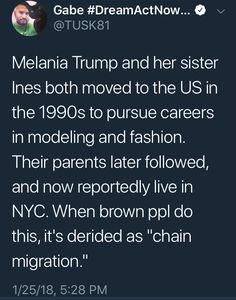 "and under the Trump regime, ""chain migration"" is now considered very bad, m'kay? Intersectional Feminism, Social Issues, Social Justice, Equality, Just In Case, Trevor Noah, Trump Lies, Double Standards, Wisdom"