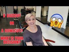 Hair Cutting Videos, Hair Videos, Short Hair Cuts, Short Hair Styles, Buzz Cut Women, Channel, Lights Camera Action, Bowl Cut, Sexy Shorts