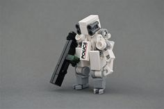 TF7 Heavy Police Reinforcement Drone   Flickr - Photo Sharing!