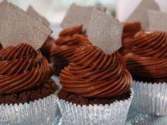 Cupcake doble chocolate OSVALDO GROSS