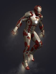 IRON MAN 05, liu haifan on ArtStation at https://www.artstation.com/artwork/iron-man-05