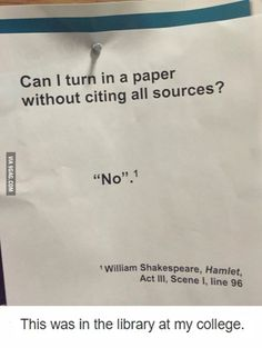 Always cite your sources - Funny, Humor, LOL, Pics The Jackson Five, Funny Quotes, Funny Memes, That's Hilarious, Top Memes, Funniest Memes, Humor Quotes, Lol, Fandoms