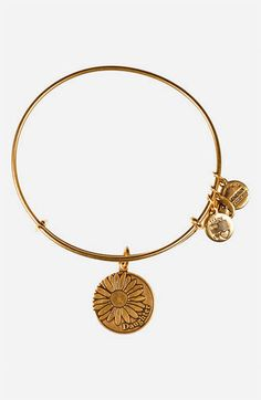 Alex and Ani 'Daughter' Expandable Wire Bangle #Nordstrom