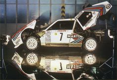 The Hyppy: A rally blog: The History of the World Rally Championship: 1986