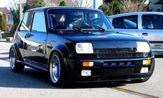 Renault 5 Alpine Black