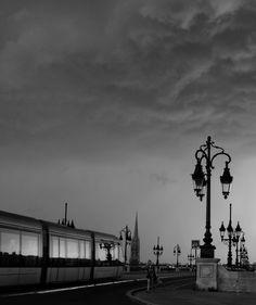 Orage sur Bordeaux Cyrille Cayeux Photography