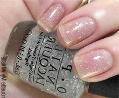 opi pirouette my whistle swatch