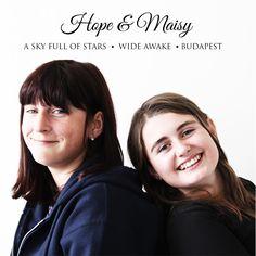 CD Cover - Hope & Maisy