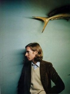 "Wes Anderson. One of my most favorite Directors. With such hits as ""The Royal Tanenbaums."" ""Saving Mount Rushmore"" and recently ""Moonrise Kingdom."""
