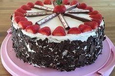 Yogurette-Torte 7