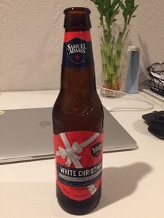 Samuel Adams White Christmas, 3.4/5, 2017(49).