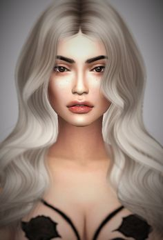Aveline Sims: Alyssia Lott • Sims 4 Downloads