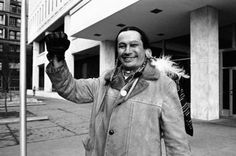 RUSSELL MEANS – OGLALA SIOUX    He was a hero. Make no mistake about it. And, his death in late October, is a great loss to America, not just Indians, he challenged us a to be better people. In l973, life was not good on the Pine Ridge reservation in South Dakota, the reservation from which he came.