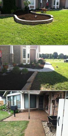 Jasso Landscaping offers mulching, tree planting, garden design, trimming, lawn care, grass installation, and tree removal. They also offer patios, retaining walls, leaf raking, and all maintenance.