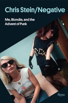 Stunning Rare Photos From Blondie's Early Days #refinery29  http://www.refinery29.com/2014/09/75151/rare-blondie-photos#slide7