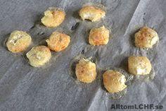 Ibland är man sugen på något gott, något med crunch och som platsar istället för chipsen och ostbåga...