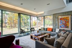 Mills-Eastman Residence - Edward I. Mills & Associates, Architects