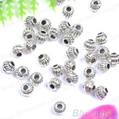 Antique Gold Tibetan Square Spacer Beads 7mm 20 Pcs Art Hobby Jewellery Making