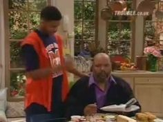 The Fresh Prince. An old Classic.