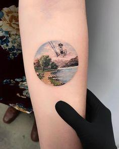 Awesome Tattoos by Amazing Artist Eva Krbdk Tattoos And Body Art artistic sleeve tattoos Mini Tattoos, Great Tattoos, Unique Tattoos, Sexy Tattoos, Black Tattoos, Body Art Tattoos, Tattoos For Guys, Awesome Tattoos, Tatoos