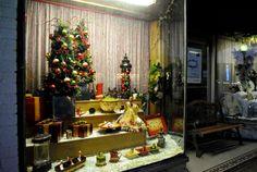Terrell Texas -Christmas Window Displays