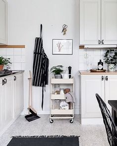 Ikea 'Raskög' cart @erinterior Decor, Storage, Furniture, Kitchen, Home Decor, Ikea Raskog, Ikea, Office Desk, Wardrobe Rack