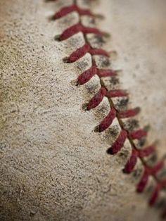 Close-up of worn baseball surface by Sung-Il Kim Best Baseball Player, Baseball Boys, Better Baseball, Baseball Jerseys, Baseball Field, Baseball Dress, Baseball Nails, Baseball Stuff, Baseball Wallpaper
