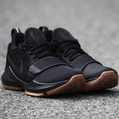 online store adf41 6efae 878628-004 Nike PG 1 EP Black Gum   KicksCrew   Shop and Buy it Now!!