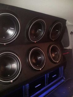H3 Custom Install Subwoofers - Install by Cory at the Baybrook, TX Car Toys Store