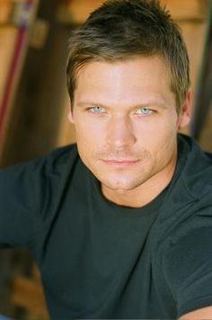 Bailey Chase -look at those eyes...