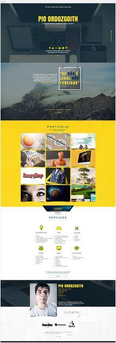 PIO ORDOZGOITH   Graphic Designer