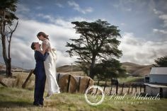 Our day with Ben and Emma on their wedding day at Ohariu Farm, Wellington. New Zealand Destinations, Bride And Groom Pictures, Wedding Vendors, Weddings, Couples Images, Great Pictures, Big Day, Fields, Wedding Planning