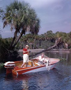 Fishing in Sarasota, Florida by State Library and Archives of Florida, via Flickr..