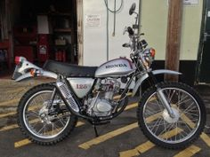 1976 Honda SL 125 Motorcycle by Tunneruk http://www.bikebuilds.net/1976-honda-sl-125-build-by-tunneruk
