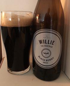 Black bunny - Willie the Boatman