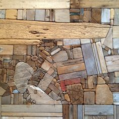 Risultati immagini per george morrison artist Wooden Art, Wood Wall Art, Wood Sculpture, Wall Sculptures, Wood Mosaic, Arte Popular, Wood Creations, Assemblage Art, Driftwood Art