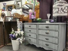 Parisian Dresser - French Provincial Style