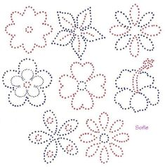 Phenomenal Embroidery on Paper Ideas - Phenomenal Embroidery on Paper Ideas Paper Embroidery Patterns Tin Punch Patterns For Luminaries Tin Can Art, Tin Art, Beading Patterns, Flower Patterns, Embroidery Patterns, Tin Can Crafts, Rock Crafts, Dot Art Painting, Painting Patterns
