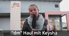 Neuer dm Haul mit Keysha - der günstige Einkauf zwischendurch bei dm. #dm #haul #dmhaul youtu.be/1NBLMLfk5pE dm,haul,dmhaul