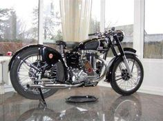 matchless motorcycles | 1941 Matchless G3L Classic Motorcycle Pictures