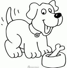 Honden En Poezen Kleurplaten Printen.73 Beste Afbeeldingen Van Huisdieren Kleurplaten In 2019
