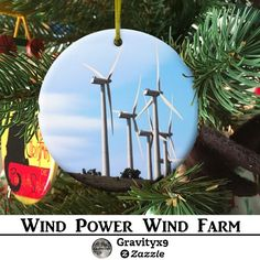http://ift.tt/2BwDjvr -- Wind Power - Wind Farm Ceramic Ornament by #Gravityx9 Designs at  #Zazzle. Wind power an alternative power source. This ornament is available in several shape options. Copy the link or contact me for info.  #Ornament #ChristmasOrnament  #WindPower #AlternativeEnergy  #windturbine  #WindEnergy #WindFarm #CleanPower #Turbine #RenewableResources #RenewableEnergy #WindWorks #RenewableEnergy #WindTurbine