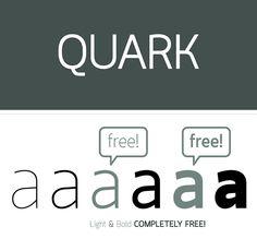 60 Free Fonts for Minimalist Designs – Design School