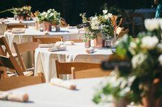 Elegant Backyard Wedding - Rustic Wedding Chic