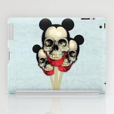 Mick pop iPad Case by Kristy Patterson Design - $60.00