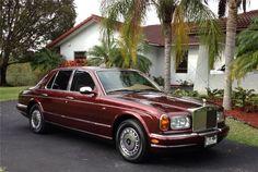 1999 ROLLS-ROYCE SILVER SERAPH 4 DOOR SEDAN - Barrett-Jackson Auction Company - World's Greatest Collector Car Auctions
