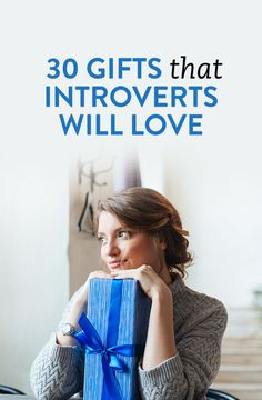30 Gifts That Introverts Will Love