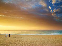 6am #Bondi Beach. Aquabumps - #australia